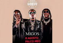 MIGOS no MEO Sudoeste de 2020