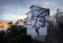 Festival WOOL: Covilhã arte urbana