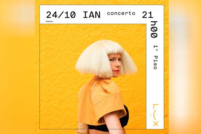 IAN apresenta disco