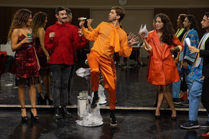 Folle Époque: os loucos anos 20 no Teatro Carlos Alberto