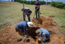 Procura dos milhões enterrados de Pablo Escobar na Colômbia