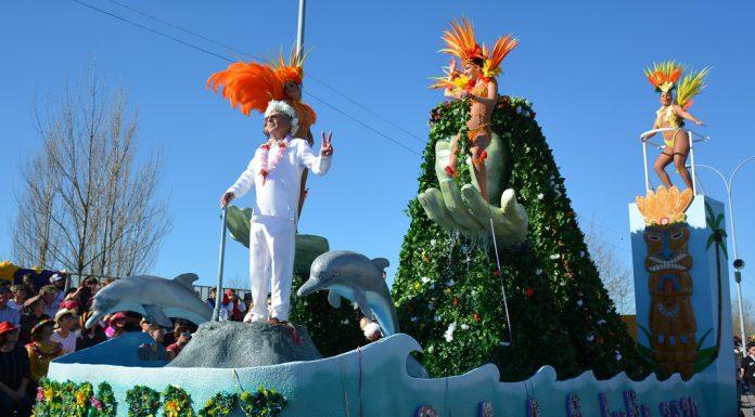Carnaval de Ovar uma experiência a ser vivida