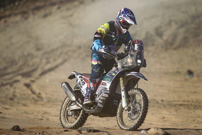 Rali Dakar: Fausto Mota termina em 36º na terceira etapa
