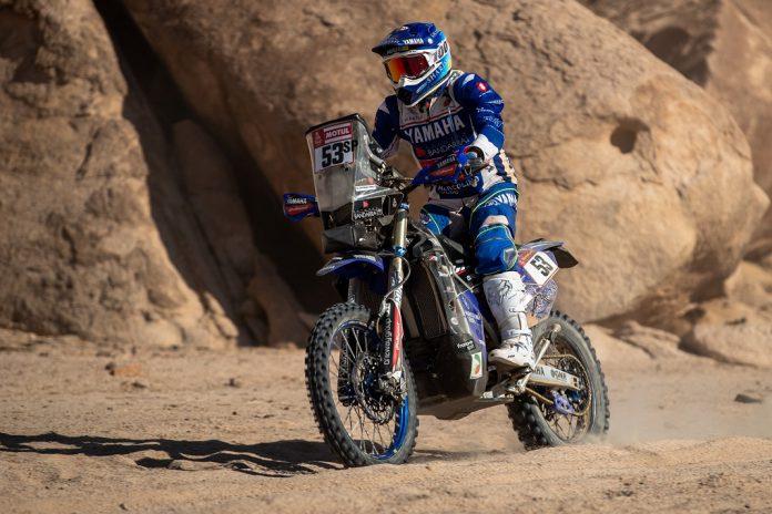 Rali Dakar: António Maio em terceiro da classificação G2