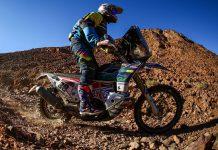 Rali Dakar: Fausto Mota sobe à 40ª posição da geral