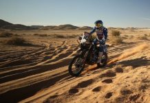 Rali Dakar: António Maio no Top 10 G2 do Dakar 2020