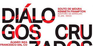 """Álvaro Siza e Souto de Moura em """"Diálogos cruzados"""" na Casa da Arquitectura e Museu de Serralves"""