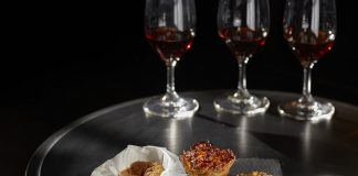 Symington inova com prova de vinhos Tawnies e doces conventuais