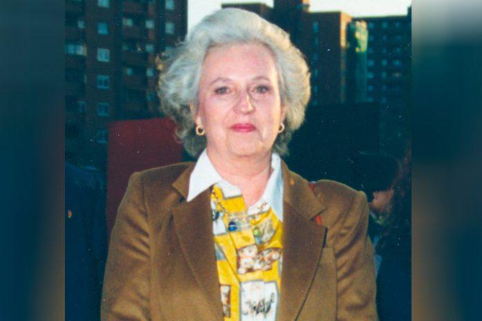 Morreu a Infanta Dona Pilar de Borbón de Espanha
