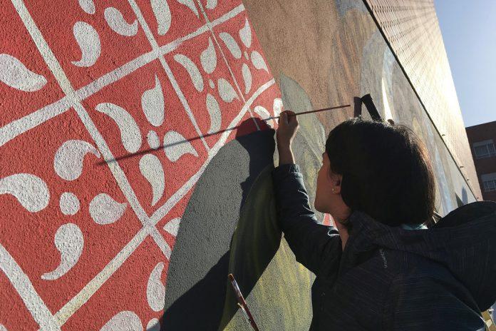 Centro Artístico de Famalicão homenageia Fernão de Magalhães em mural em Malaca