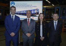 Metropolitano de Lisboa investe 114,5 milhões de euros em carruagens e sinalização