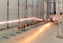 INEGI desenvolve equipamentos para teste de antena europeia de grandes dimensões