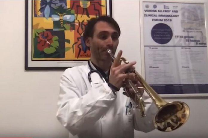 Hino dos médicos italianos contra o coronavírus