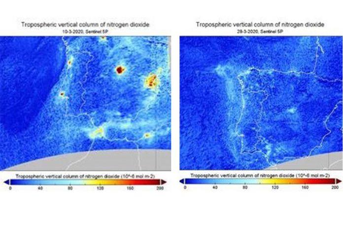 Estado de Emergência devido a COVID-19 melhora qualidade do ar