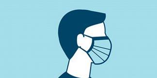 Como fazer e usar uma mascara para diminuir a propagação de COVID-19