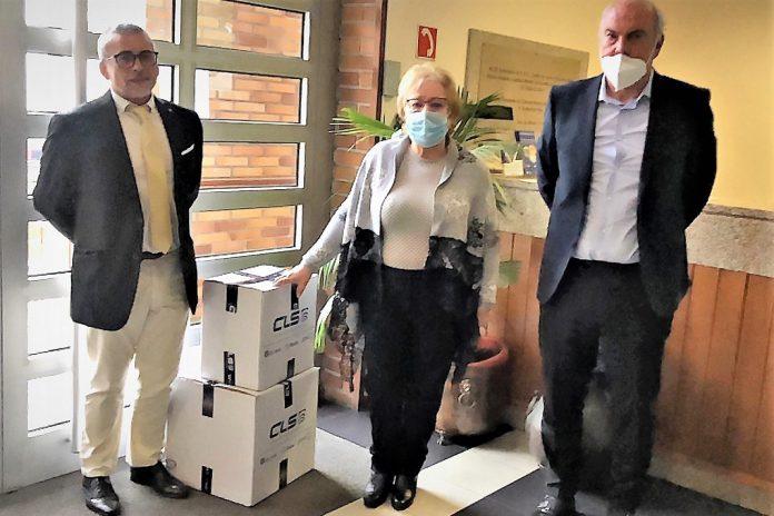 Matosinhos Independente apoia CATI com equipamento para COVID-19