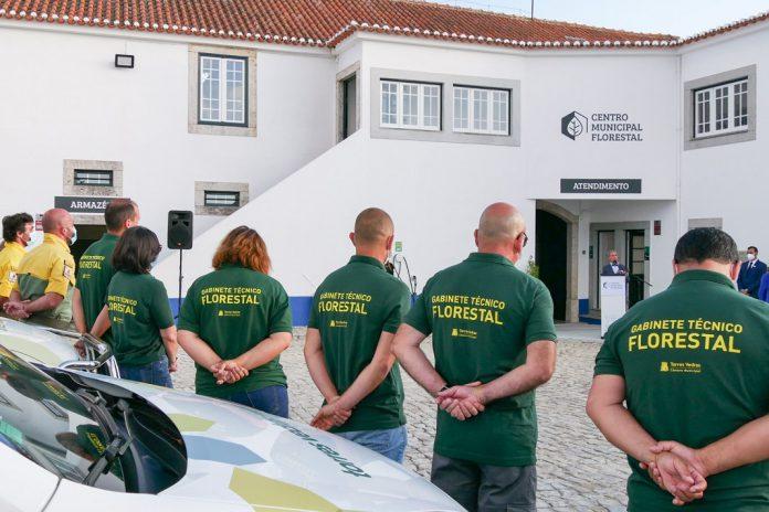 Centro Municipal Florestal de Torres Vedras é instalado em Maxial