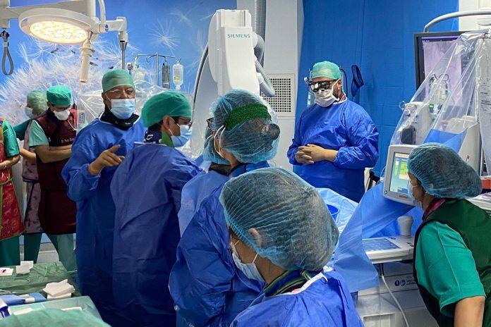 Tratamento inovador à estenose aórtica arranca no Hospital do Espírito Santo de Évora