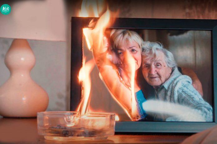Cremes hidratantes para a pele podem levar à morte por incêndio