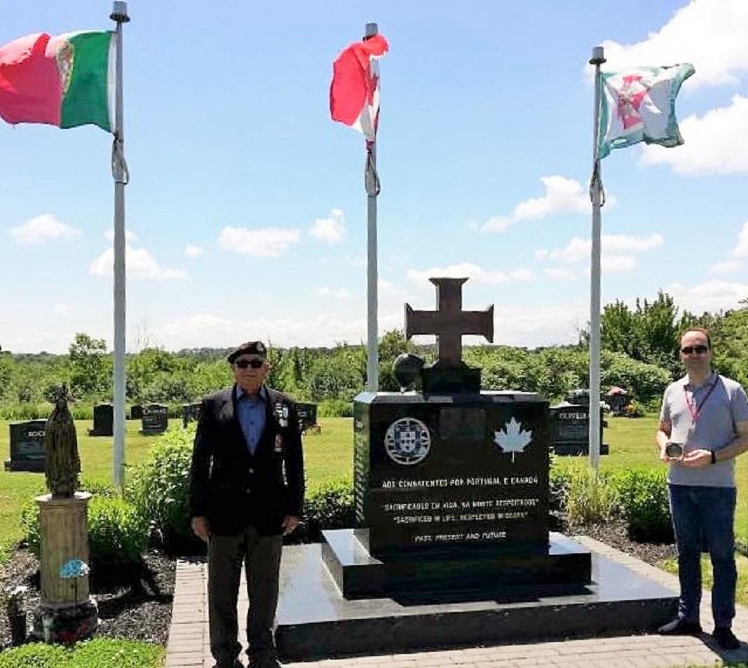 Monumentos aos Combatentes da Guerra Colonial nas Comunidades Portuguesas