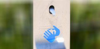 Desinfetantes para as mãos podem colocar em risco a visão das crianças