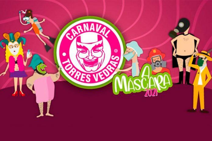 """""""A Máscara"""" inova no Carnaval de Torres Vedras 2021"""