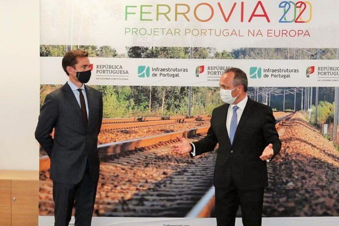 Modernização da linha ferroviária do Oeste entregue à Gabriel Couto