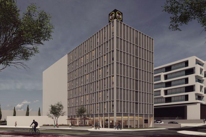 Garcia Garcia constrói hotel B&B em Vila Nova de Famalicão