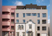 Paraíso 49 é um novo edifício residencial para viver na Baixa do Porto