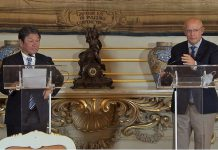 Portugal quer japoneses no concurso do terminal do porto de Sines