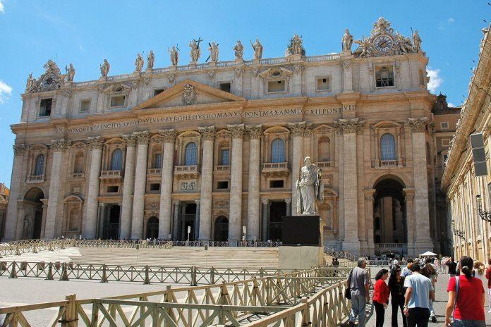 Edifício do Vaticano
