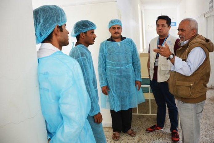 "Epidemiologista ""herói"" no Iémen sucumbe à COVID-19"