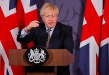 Boris Johnson diz estar satisfeito com acordo com União Europeia
