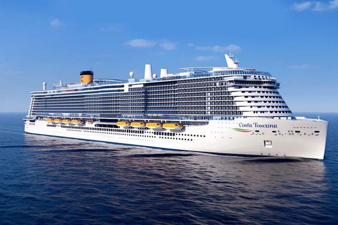 Costa Cruzeiros reprograma itinerários em Itália