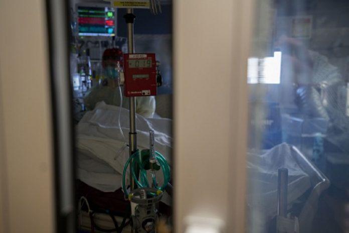 Quando os ventiladores não ajudam os pacientes de COVID-19