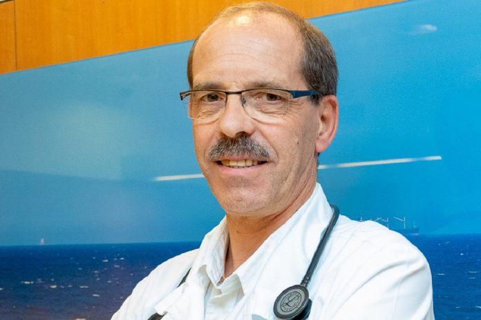 Alfredo Martins, Internista e Coordenador do NEDResp