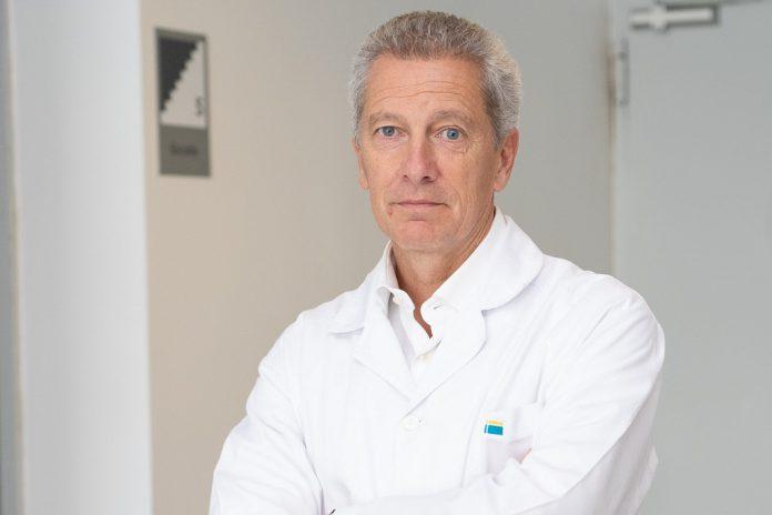 rancisco Araújo, Coordenador do Núcleo de Prevenção e Risco vascular da SMI