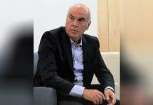 Jorge Biólogo, fundador do Clube dos Pensadores e de Matosinhos Independente