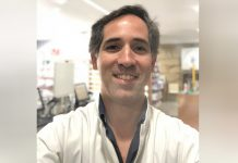 Nuno Negrão Martins, farmacêutico