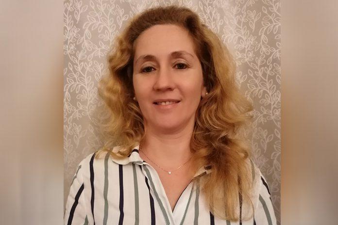 Fernanda Grou, enfermeira especializada em Estomaterapia na Unidade Local de Saúde do Baixo Alentejo