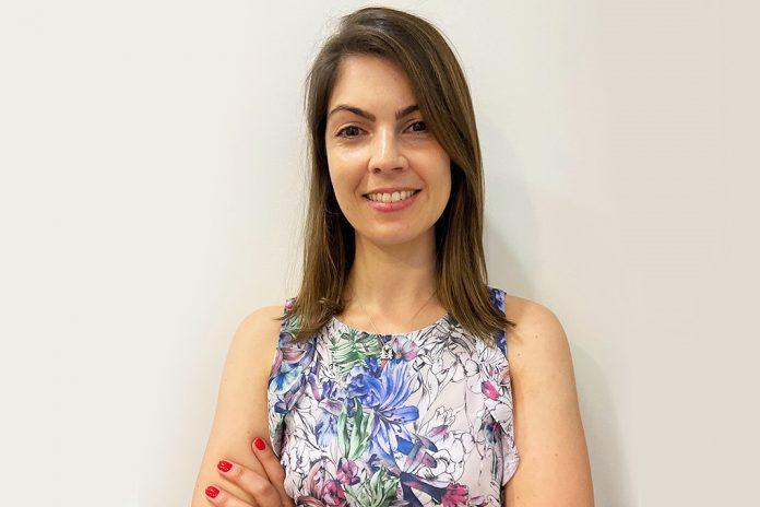 Rita Verdasca, nutricionista nos Laboratórios SYNLAB