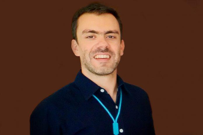 Bruno Alves, enfermeiro especializado em Estomaterapia, Centro Hospitalar de Lisboa Norte