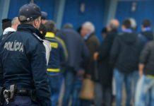 Estado de Emergência: detidas 39 pessoas e encerrados 80 estabelecimentos