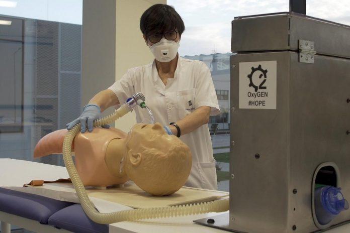 SEAT inicia produção de ventiladores para saúde de emergência