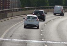 Como diminuir o risco de COVID-19 num automóvel