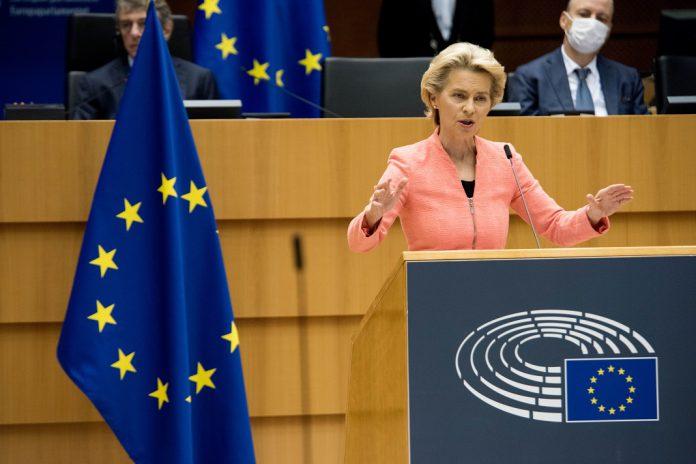Principais temas do discurso do Estado da União por Ursula von der Leyen