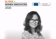 Maria Fátima Lucas e projeto INVISIBLE da FCT da NOVA distinguidos com prémios europeus