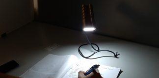 Lanterna desenvolvida na Universidade de Aveiro a pensar em crianças marroquinas