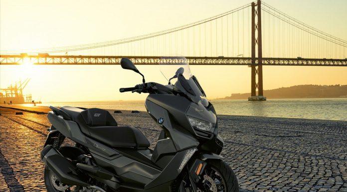 BMW Motorrad apresenta as novas BMW C 400 X e C 400 GT