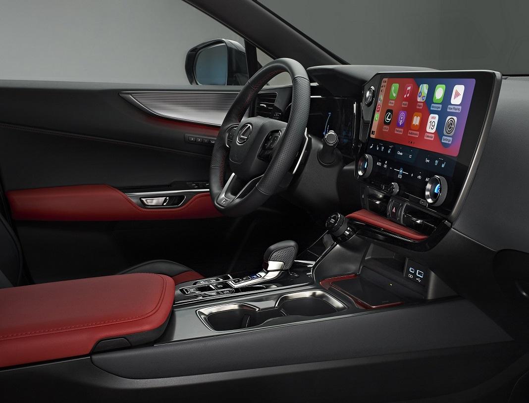 Lexus Portugal lança nova geração NX eletrificada